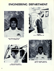 Page 12, 1980 Edition, Dubuque (LPD 8) - Naval Cruise Book online yearbook collection