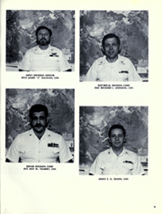 Page 13, 1980 Edition, Dubuque (LPD 8) - Naval Cruise Book online yearbook collection