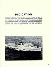Page 5, 1980 Edition, Dubuque (LPD 8) - Naval Cruise Book online yearbook collection