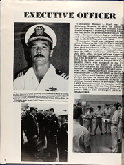Page 10, 1984 Edition, Dubuque (LPD 8) - Naval Cruise Book online yearbook collection