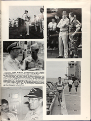 Page 9, 1984 Edition, Dubuque (LPD 8) - Naval Cruise Book online yearbook collection