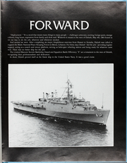 Page 11, 1983 Edition, Duluth (LPD 6) - Naval Cruise Book online yearbook collection