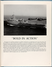 Page 9, 1983 Edition, Duluth (LPD 6) - Naval Cruise Book online yearbook collection