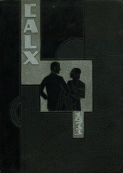 1933 Edition, Maysville High School - Calx Yearbook (Maysville, KY)