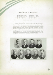 Page 12, 1933 Edition, Maysville High School - Calx Yearbook (Maysville, KY) online yearbook collection