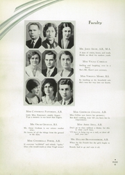 Page 16, 1933 Edition, Maysville High School - Calx Yearbook (Maysville, KY) online yearbook collection