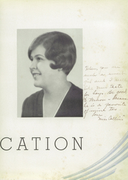 Page 9, 1933 Edition, Maysville High School - Calx Yearbook (Maysville, KY) online yearbook collection
