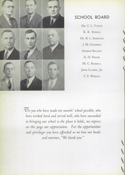 Page 10, 1934 Edition, Maysville High School - Calx Yearbook (Maysville, KY) online yearbook collection