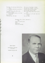 Page 11, 1934 Edition, Maysville High School - Calx Yearbook (Maysville, KY) online yearbook collection
