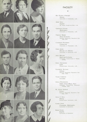 Page 12, 1934 Edition, Maysville High School - Calx Yearbook (Maysville, KY) online yearbook collection