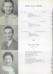 Page 14, 1934 Edition, Maysville High School - Calx Yearbook (Maysville, KY) online yearbook collection