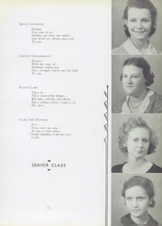 Page 17, 1934 Edition, Maysville High School - Calx Yearbook (Maysville, KY) online yearbook collection