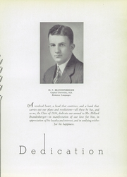 Page 9, 1934 Edition, Maysville High School - Calx Yearbook (Maysville, KY) online yearbook collection