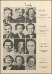 Page 10, 1949 Edition, Nicholas County High School - Nicholas Countian Yearbook (Carlisle, KY) online yearbook collection