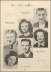 Page 11, 1949 Edition, Nicholas County High School - Nicholas Countian Yearbook (Carlisle, KY) online yearbook collection