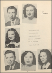 Page 12, 1949 Edition, Nicholas County High School - Nicholas Countian Yearbook (Carlisle, KY) online yearbook collection