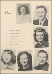 Page 13, 1949 Edition, Nicholas County High School - Nicholas Countian Yearbook (Carlisle, KY) online yearbook collection