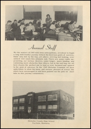 Page 7, 1949 Edition, Nicholas County High School - Nicholas Countian Yearbook (Carlisle, KY) online yearbook collection
