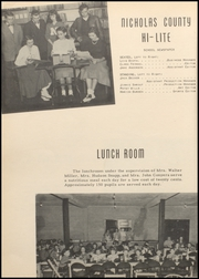 Page 30, 1950 Edition, Nicholas County High School - Nicholas Countian Yearbook (Carlisle, KY) online yearbook collection