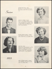 Page 10, 1953 Edition, Nicholas County High School - Nicholas Countian Yearbook (Carlisle, KY) online yearbook collection