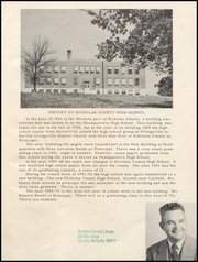 Page 5, 1953 Edition, Nicholas County High School - Nicholas Countian Yearbook (Carlisle, KY) online yearbook collection