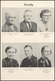 Page 10, 1954 Edition, Nicholas County High School - Nicholas Countian Yearbook (Carlisle, KY) online yearbook collection