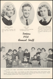 Page 11, 1954 Edition, Nicholas County High School - Nicholas Countian Yearbook (Carlisle, KY) online yearbook collection
