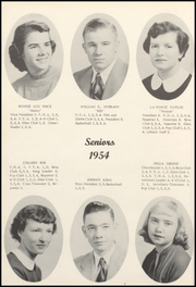 Page 12, 1954 Edition, Nicholas County High School - Nicholas Countian Yearbook (Carlisle, KY) online yearbook collection