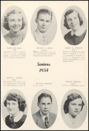 Page 13, 1954 Edition, Nicholas County High School - Nicholas Countian Yearbook (Carlisle, KY) online yearbook collection