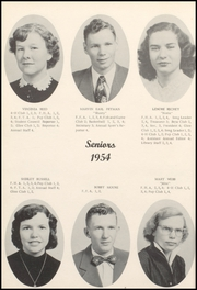 Page 14, 1954 Edition, Nicholas County High School - Nicholas Countian Yearbook (Carlisle, KY) online yearbook collection