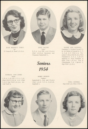 Page 15, 1954 Edition, Nicholas County High School - Nicholas Countian Yearbook (Carlisle, KY) online yearbook collection