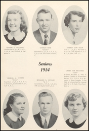 Page 16, 1954 Edition, Nicholas County High School - Nicholas Countian Yearbook (Carlisle, KY) online yearbook collection