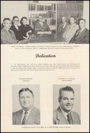 Page 8, 1954 Edition, Nicholas County High School - Nicholas Countian Yearbook (Carlisle, KY) online yearbook collection