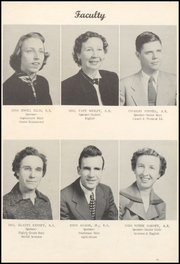 Page 9, 1954 Edition, Nicholas County High School - Nicholas Countian Yearbook (Carlisle, KY) online yearbook collection