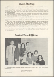 Page 10, 1957 Edition, Nicholas County High School - Nicholas Countian Yearbook (Carlisle, KY) online yearbook collection