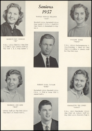 Page 11, 1957 Edition, Nicholas County High School - Nicholas Countian Yearbook (Carlisle, KY) online yearbook collection