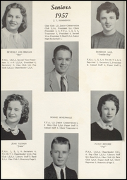 Page 12, 1957 Edition, Nicholas County High School - Nicholas Countian Yearbook (Carlisle, KY) online yearbook collection