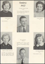Page 13, 1957 Edition, Nicholas County High School - Nicholas Countian Yearbook (Carlisle, KY) online yearbook collection