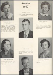 Page 16, 1957 Edition, Nicholas County High School - Nicholas Countian Yearbook (Carlisle, KY) online yearbook collection