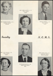 Page 8, 1957 Edition, Nicholas County High School - Nicholas Countian Yearbook (Carlisle, KY) online yearbook collection