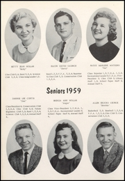 Page 12, 1959 Edition, Nicholas County High School - Nicholas Countian Yearbook (Carlisle, KY) online yearbook collection