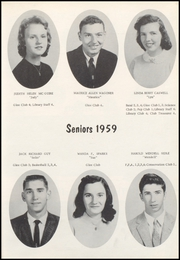 Page 17, 1959 Edition, Nicholas County High School - Nicholas Countian Yearbook (Carlisle, KY) online yearbook collection