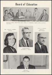 Page 7, 1959 Edition, Nicholas County High School - Nicholas Countian Yearbook (Carlisle, KY) online yearbook collection