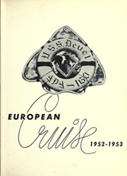 Page 7, 1953 Edition, Deuel (APA 160) - Naval Cruise Book online yearbook collection