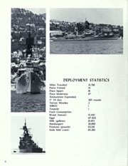 Page 12, 1982 Edition, Dewey (DDG 45) - Naval Cruise Book online yearbook collection