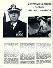 Page 6, 1982 Edition, Dewey (DDG 45) - Naval Cruise Book online yearbook collection