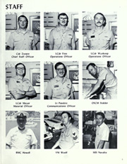 Page 9, 1982 Edition, Dewey (DDG 45) - Naval Cruise Book online yearbook collection