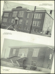 Page 12, 1957 Edition, Fulton High School - Scrapper Yearbook (Fulton, KY) online yearbook collection
