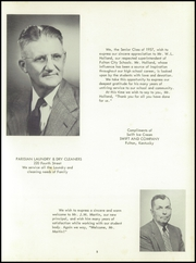 Page 15, 1957 Edition, Fulton High School - Scrapper Yearbook (Fulton, KY) online yearbook collection