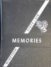 1966 Edition, Raceland High School - Memories Yearbook (Raceland, KY)